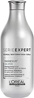 Professionnel Serie Expert - Silver Magnesium Neutralising Shampoo (For Grey and White Hair)