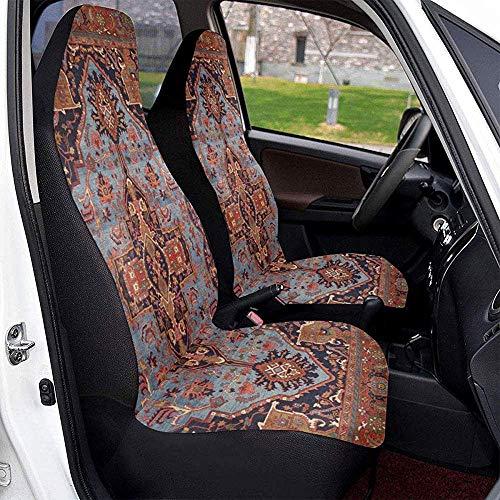 Xiaoyinghua Fundas protectoras para asientos de automóvil Isfahan tradicional persa Estilo de...