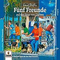 Fuenf Freunde 3er-Box 36. Auf der Spur von Dieben (Folgen 121, 123, 131)