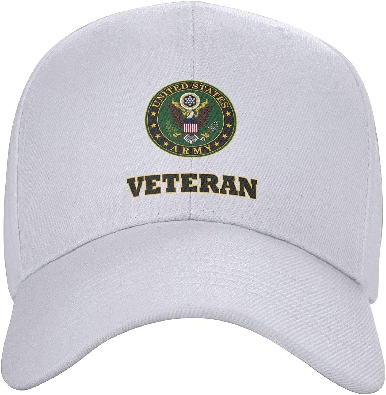 EnpeoZo U.S. Army Fashion Sunscreen Baseball Cap Adjustable Dad Hat Unisex Adult
