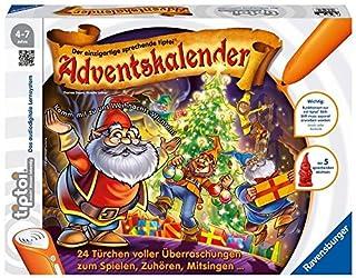 Ravensburger Spieleverlag 00715 - Tiptoi: Adventskalender (B00IKZ6YP2) | Amazon price tracker / tracking, Amazon price history charts, Amazon price watches, Amazon price drop alerts