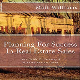 Planning for Success in Real Estate Sales cover art