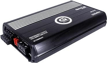 Genius GXP-150.4D 2000 Watts-MAX Compact Car Full Range Amplifier 4 Channel Class-D 2-Ohm Stable