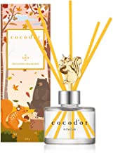 Cocod'or Chipmunk Diffuser (Seasonal Edition) / in The Cafe / 4.05oz (120ml) / Reed Oil Diffuser, Room Fragrance, Home & O...
