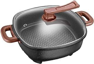 DYXYH Feu électrique Hot Pot Maison multi-fonction électrique Hot Pot Dortoir électrique de cuisson électrique Pan Wok Coo...