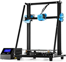 Official Creality 3D Printer CR-10 V2 New Version and FirmwareUpgrade Silent Mainboard Resume Printing 300x300x400mm with Meanwell Power SupplySupport DIY Expansion