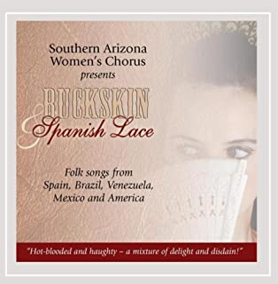Buckskin and Spanish Lace