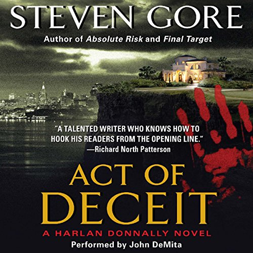 Act of Deceit audiobook cover art