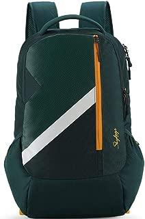 Skybags Tekie 06 30 Ltrs Dark Green Laptop Backpack (TEKIE 06)