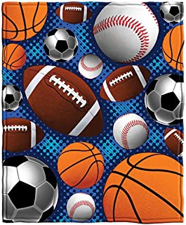 Best fleece baseball blanket Reviews
