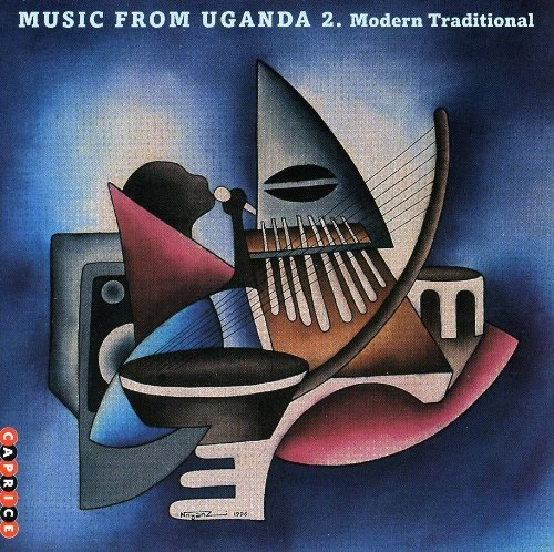 Music From Uganda 2: Modern Traditional by Music From Uganda 2-Modern Traditional (2010-04-27)