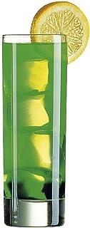 Arcoroc J3315 Gobelet Islande Tubo, 22 cl, Verre transparent - boite de 6 pièces
