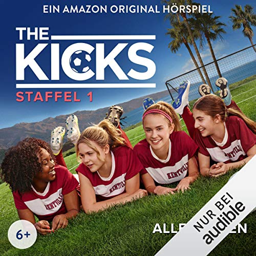 The Kicks: Die komplette 1. Staffel Titelbild