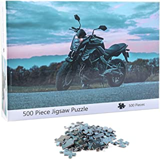 NEW Perfect FIT Puzzles 24 Piece Jigsaw Puzzle ~  Motorcycle