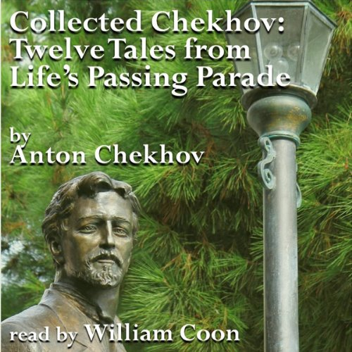 Twelve Tales from Life's Passing Parade audiobook cover art