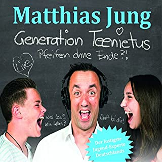 Generation Teenitus: Pfeifen ohne Ende?! Titelbild
