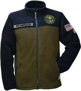 Best army black fleece jacket Reviews