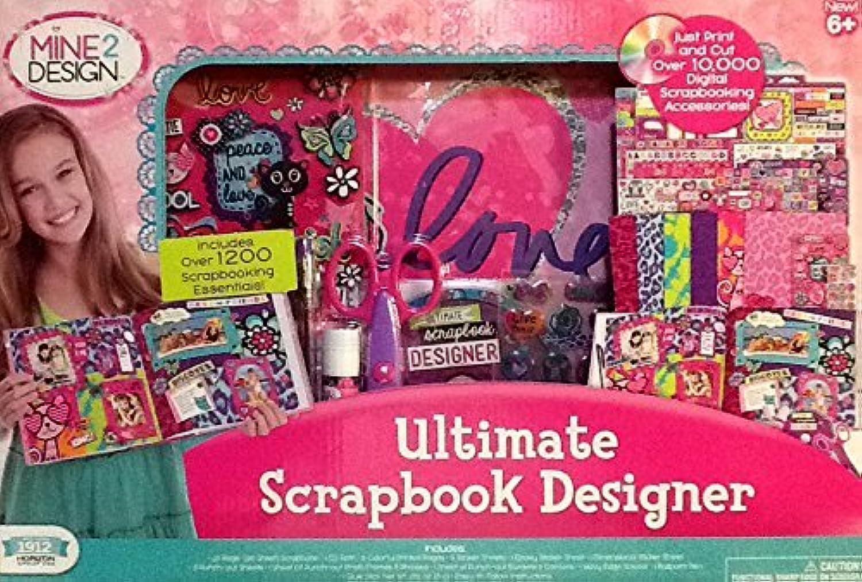 2014 Mine Mine Mine 2 Design  Ultimate Scrapbook Designer  1200 Pieces  Youth Activity B00DRDW2TE   Bestellungen Sind Willkommen  fe7d8c