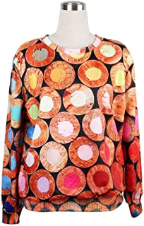 Other Sweatshirts For Women, Multi Color M