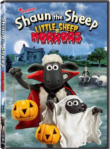 Shaun The Sheep: Little Sheep Of Horrors [DVD]