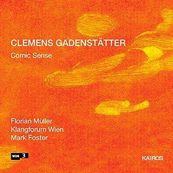 Clemens Gadenstätter: Comic Sense