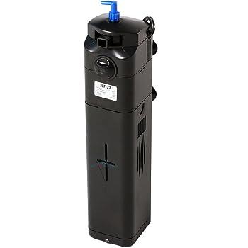 Sun 13W UV Sterilizer Adjustable Pump Filter 150 gal Aquarium Fish Tank