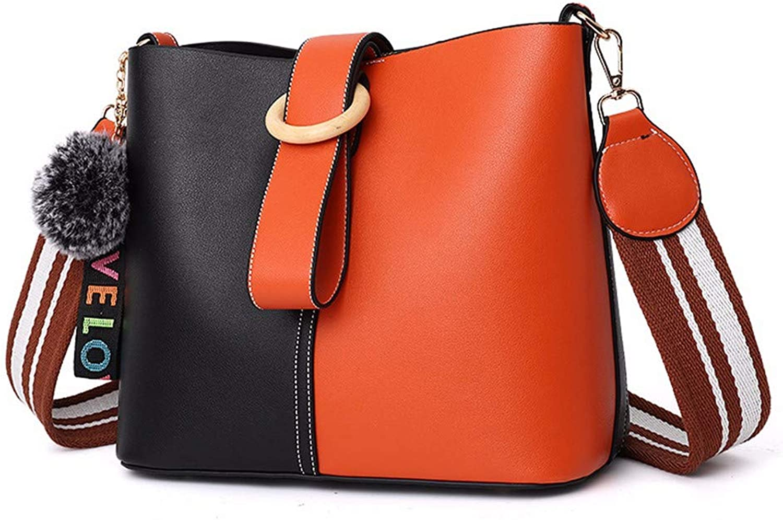Gxinyanlong Farbe stoßstange umhängetasche, Lady Eimer Eimer Eimer Tasche, Handtasche,gelb B07JM9B2XJ  Stabile Qualität 907fc7