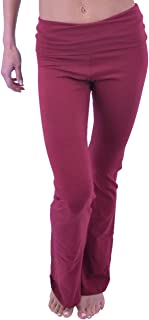 Vivian's Fashions Yoga Pants - Extra Long (Junior and Junior Plus Sizes)