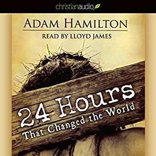 24 Hours That Changed the World audiobook cover art