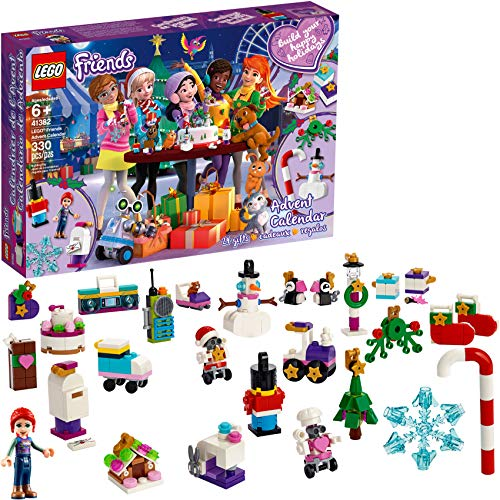 LEGO Friends Advent Calendar 41382 Building Kit (330 Pieces) (Discontinued by Manufacturer)
