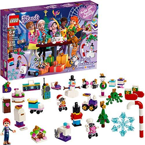 LEGO Friends Advent Calendar 41382 Building Kit (330 Pieces)