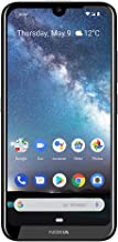 Điện thoại di động Android – Nokia 2.2- Android 9.0 Pie – 32 GB – Single Sim Unlocked Smartphone (AT&T/T-Mobile/Metropcs/Cricket/Mint) – 5.71″ HD+ Screen – Steel – U.S. Warranty (Renewed)