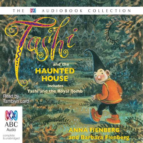 Tashi and the Haunted House audiobook cover art