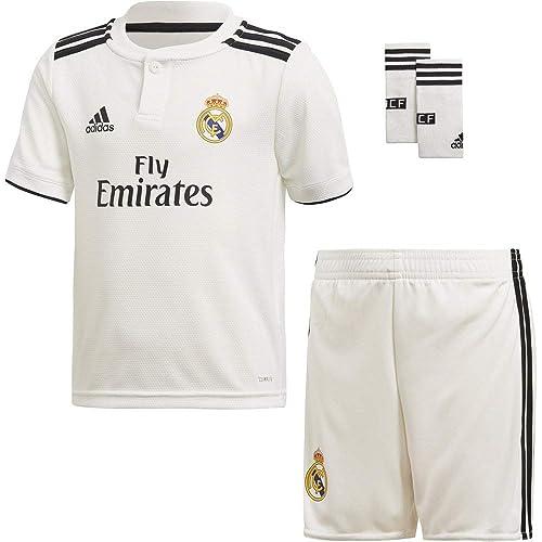 0bc6f6212a1 adidas 2018-2019 Real Madrid Home Mini Kit