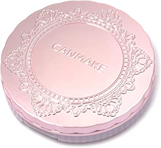 CANMAKE 透明蜜粉饼 10克