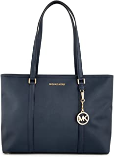 e5f269751058 Amazon.com  Michael Kors - Blues   Totes   Handbags   Wallets ...