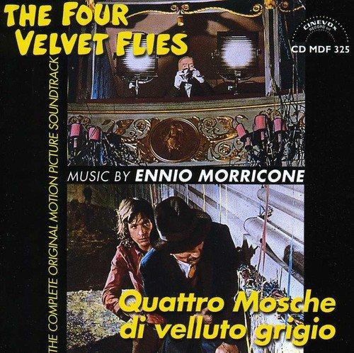 Quattro Mosche di velluto grigio / The Four Velvet Flies