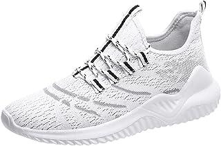 MerryDate Chaussure de Sport Chantiers Homme Femme Basket Semelle de Protection Chaussures de Sport Running Respirant Chau...
