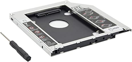 2nd Caddy 9,5mm BOX for Apple Unibody MacBook Pro 13