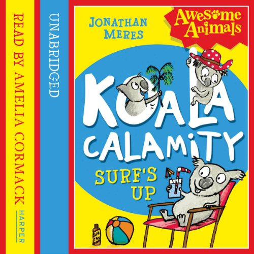 Awesome Animals – Koala Calamity - Surf's Up! cover art