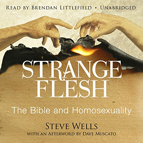 Strange Flesh audiobook cover art