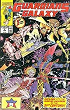 GUARDIANS OF THE GALAXY, #1, June 1990 (Volume 1)