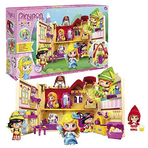 Pinypon - Casa de los cuentos (Famosa 700012406