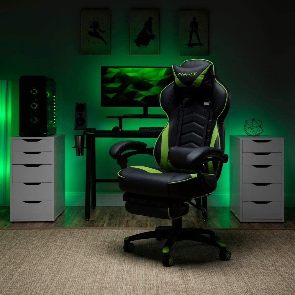 Modern Racing Style wholesale List price Reclining Ergonomic Computer Gaming PC Chair