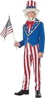 Uncle Sam Child Costume-