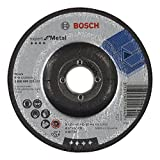 Bosch 2 608 600 223 - Disco de desbaste acodado Expert for Metal - A 30 T BF, 125 mm, 6,0 ...