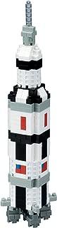 Nanoblock Saturn V Rocket Building Kit