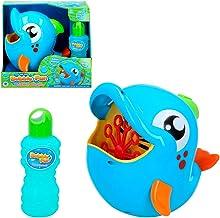 ColorBaby -  Delfín eléctrico con burbujas y sonido Bubble Fun (46287)
