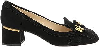 ofrecemos varias marcas famosas Tod's Mujer XXW10B0AV80BYEB999 Negro Gamuza Gamuza Gamuza Zapatos Altos  gran descuento