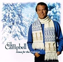 Home for the Holidays by Campbell, Glen (1998) Audio CD